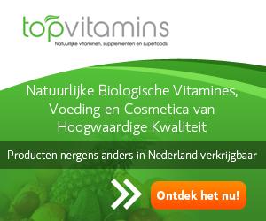 Gezonde supplementen bij Topvitamins.nl