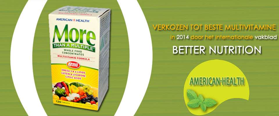 American Health Multivitamine