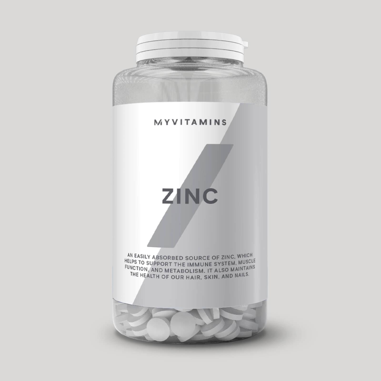 Zinc 90 tablets Myprotein