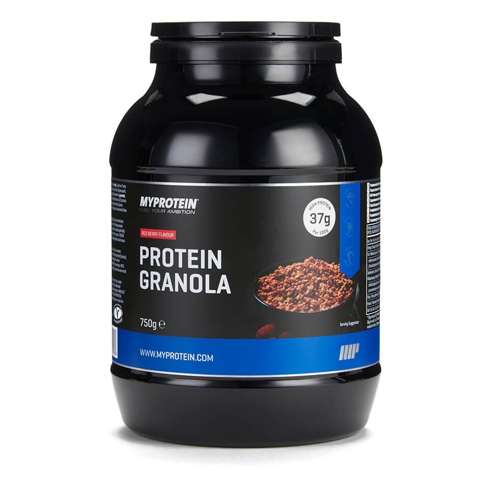 Protein Granola 750g Myprotein