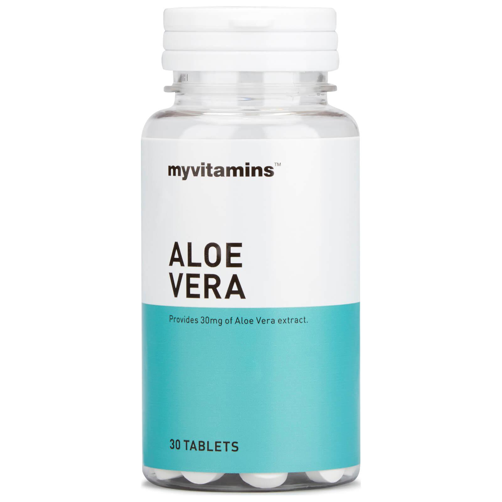 Aloe Vera (90 Tablets) Myvitamins