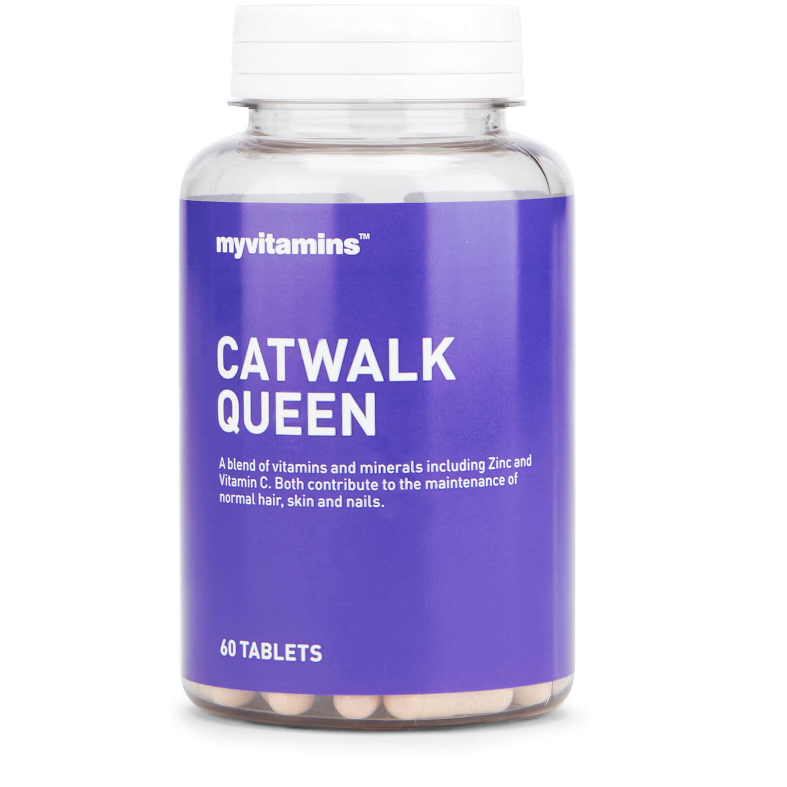 Catwalk Queen (180 Tablets) Myvitamins
