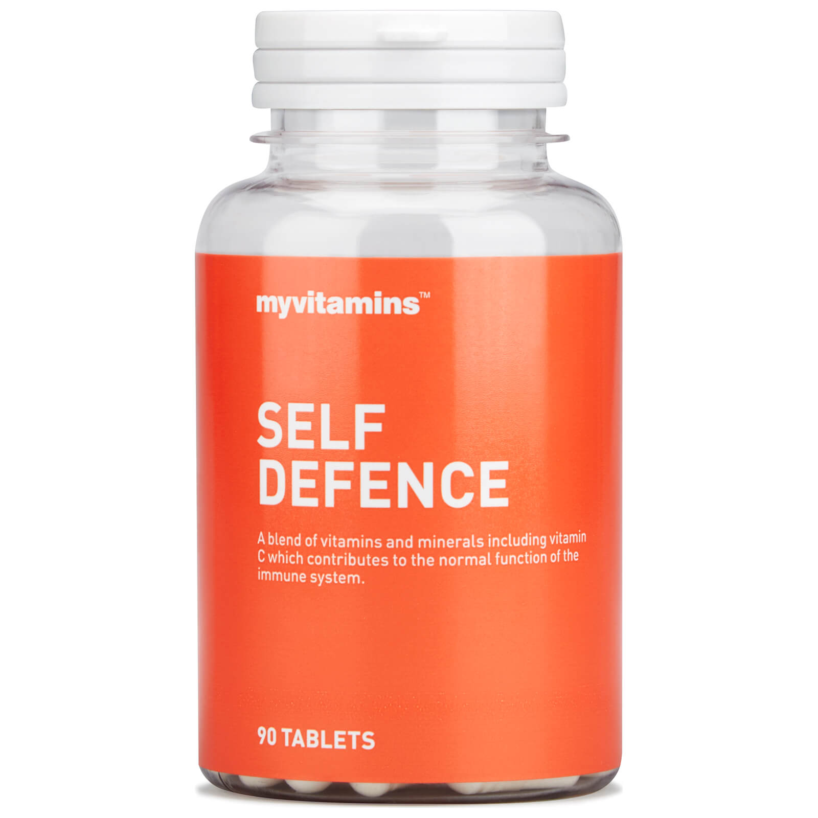 Self Defence (90 Tablets) Myvitamins Myvitamins goedkoop online kopen