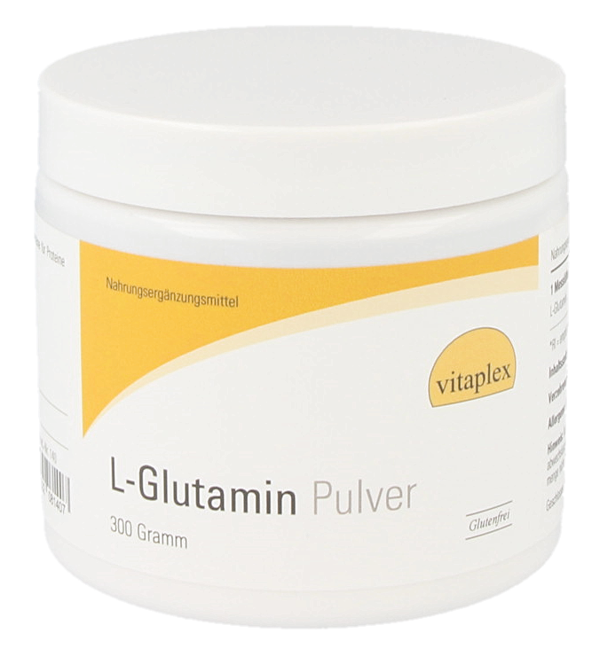 L Glutamin Powder (300 Gram) Vitaplex