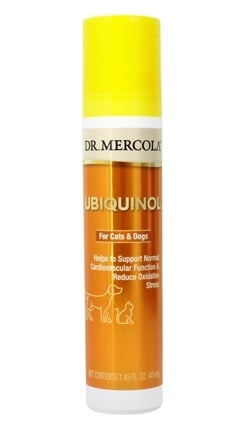 Ubiquinol for Cats Dogs (54 ml) Dr. Mercola