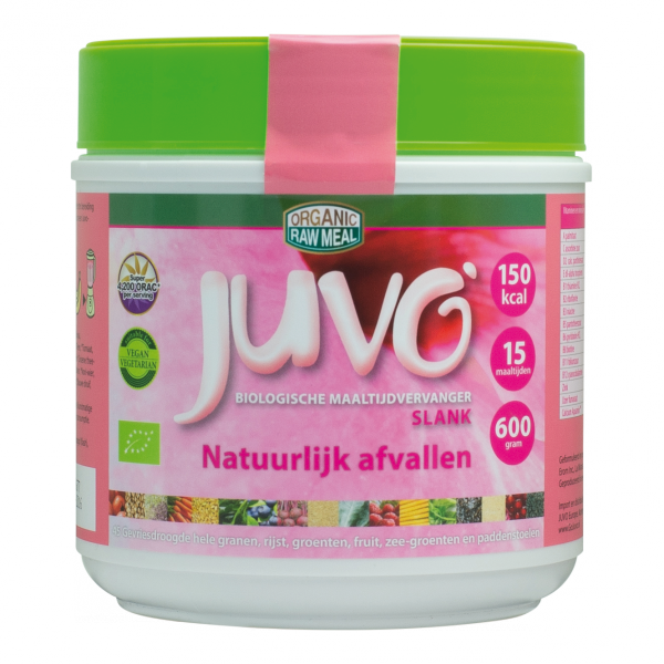Juvo organic raw meal slim (600 grams) Juvo