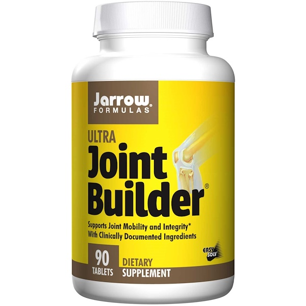 Glucosamine Sulfate and MSM (90 tablets) Jarrow Formulas