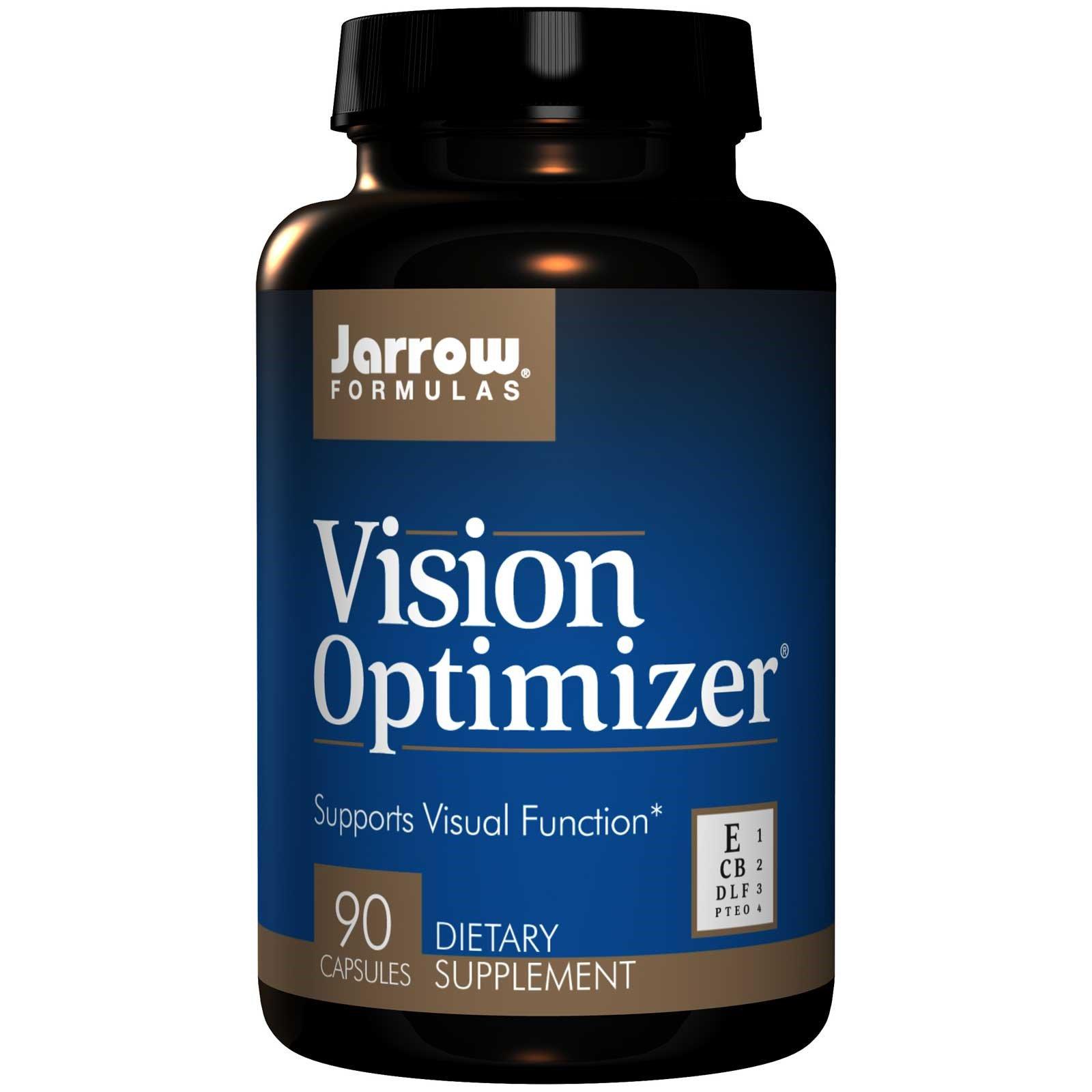Vision Optimizer (90 Capsules) Jarrow Formulas
