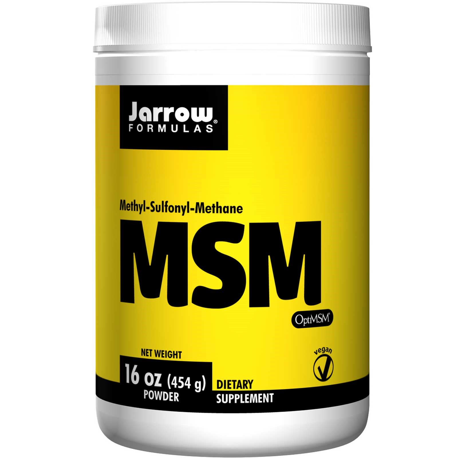 MSM Powder (454 gram) Jarrow Formulas