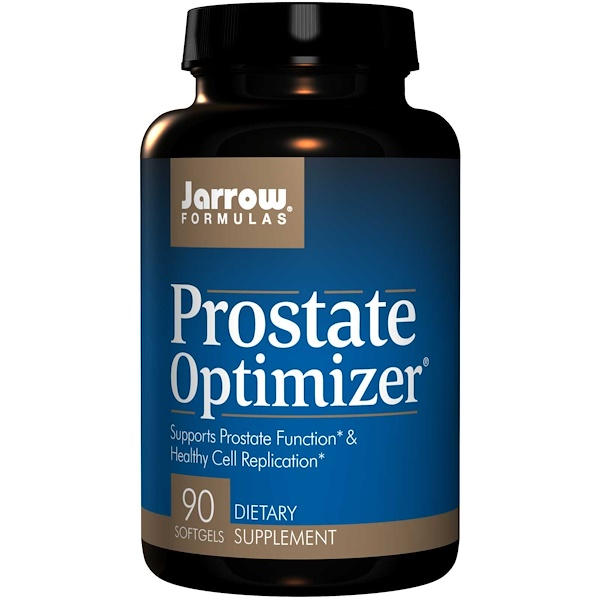 Prostate Optimizer (90 softgels) Jarrow Formulas
