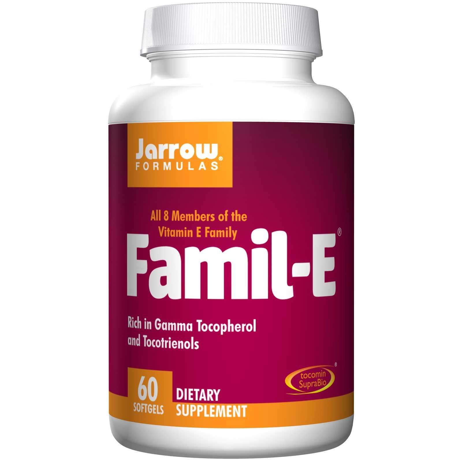 Famil-E (60 gelcapsules)-Jarrow Formulas