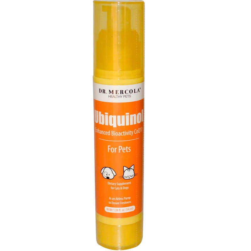 Healthy Pets Ubiquinol for Pets (54 ml) Dr. Mercola