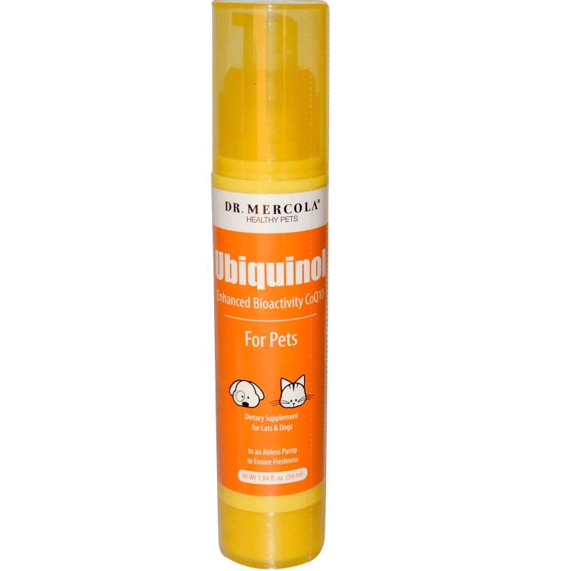 Healthy Pets Ubiquinol for Pets (54 ml) Dr. Mercola