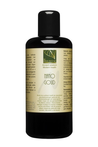 Nano Gold (200 ml) Health Factory