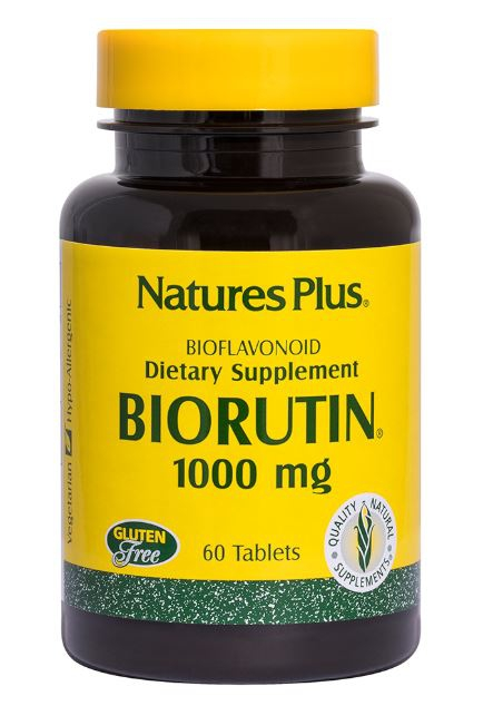 Biorutin 1000 mg (90 Tablets) Nature apos s Plus