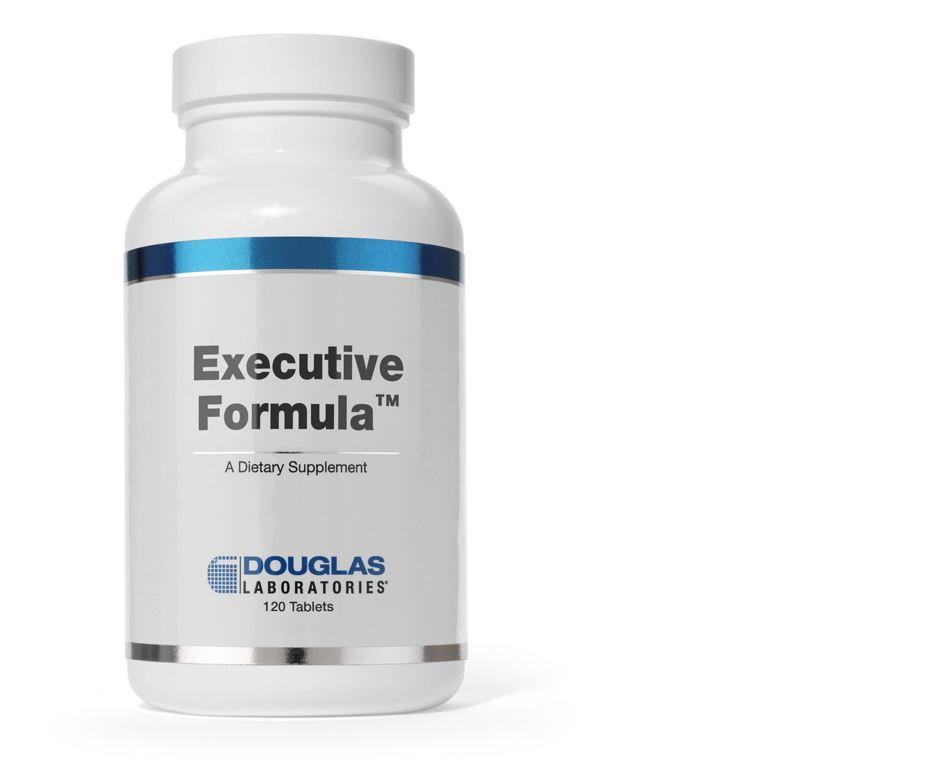 Executive Stress formule™ (120 tabletten) Douglas Laboratories