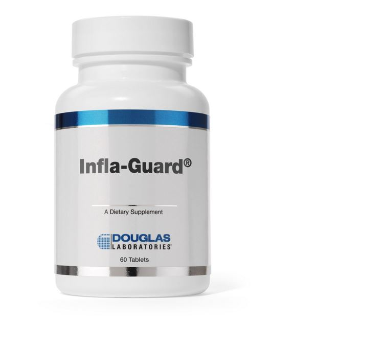 Infla Guard (60 tabletten) Douglas Laboratories