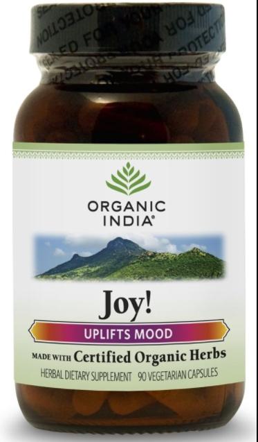 Joy (90 capsules) Organic India