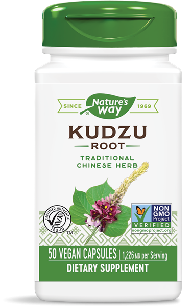Kudzu wortel (50 Capsules) Nature apos s Way