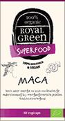Biologische Maca (60 veggie caps) Royal Green