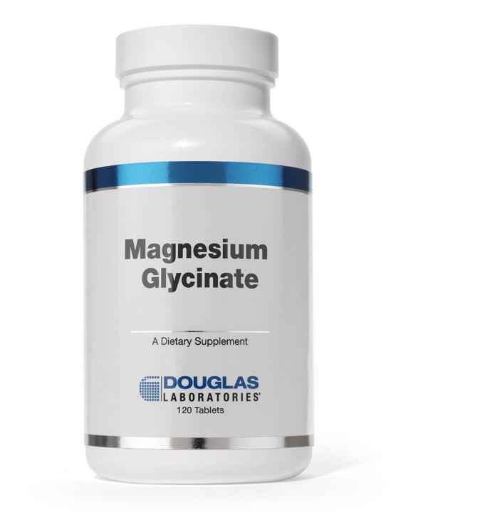 Magnesium Glycinate (120 tabletten) Douglas laboratories