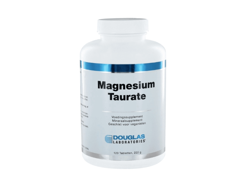 Magnesium Taurate 400 (120 tabletten) Douglas Laboratories
