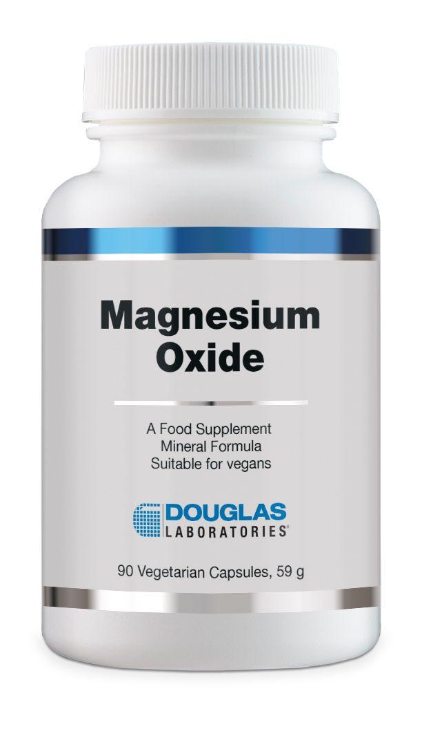 Magnesiumoxide (100 Capsules) Douglas Laboratories