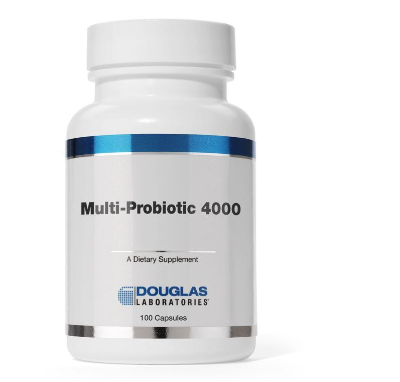 Multi Probiotic 4000 (100 caps) Douglas Laboratories