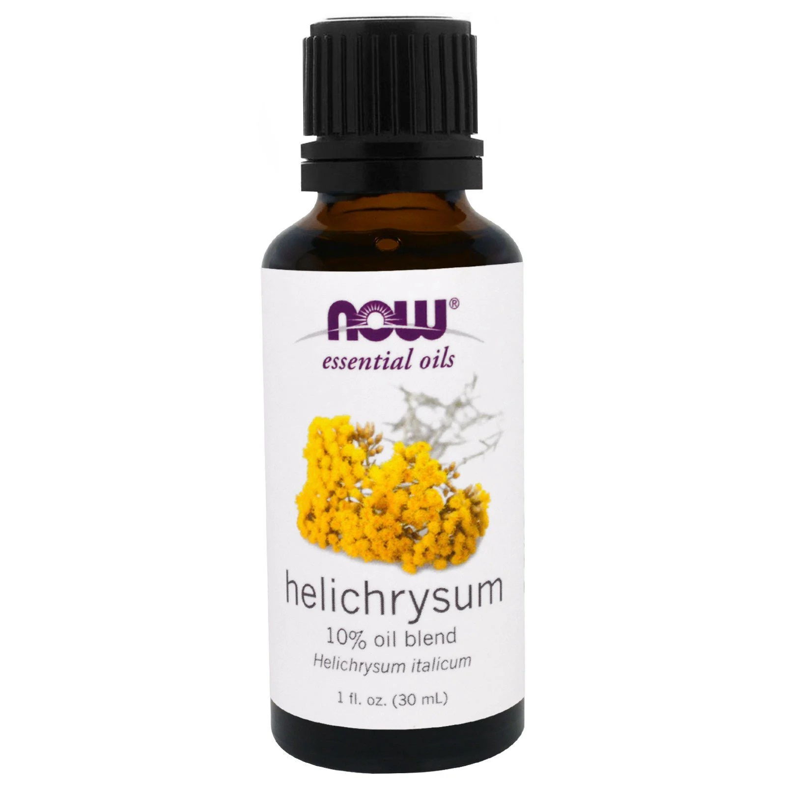 Helichrysum Essential Oil (30 ml) Now Foods