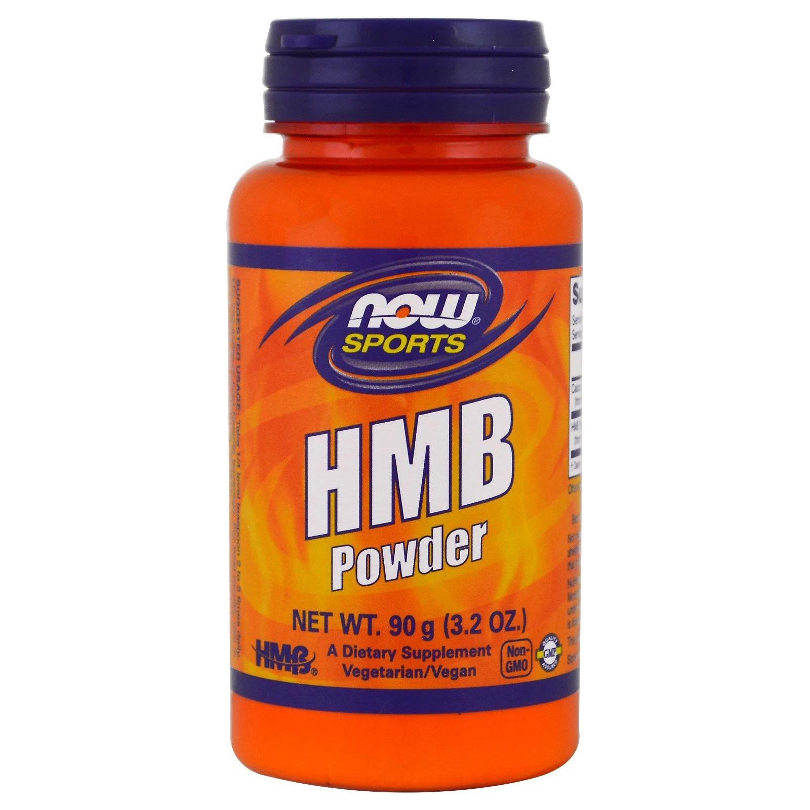 HMB Powder (90 gram) Now Foods, HMB (B-Hydroxy B-Methylbutyrate) is een klinisch onderzocht, van nature voorkomende metaboliet van de vertakte keten aminozuur leucine.Extra gegevens:Merk : Now FoodsVerzendkosten : 3.95Levertijd : Vóór 23.00 besteld op werkdagen is morgen in huis.