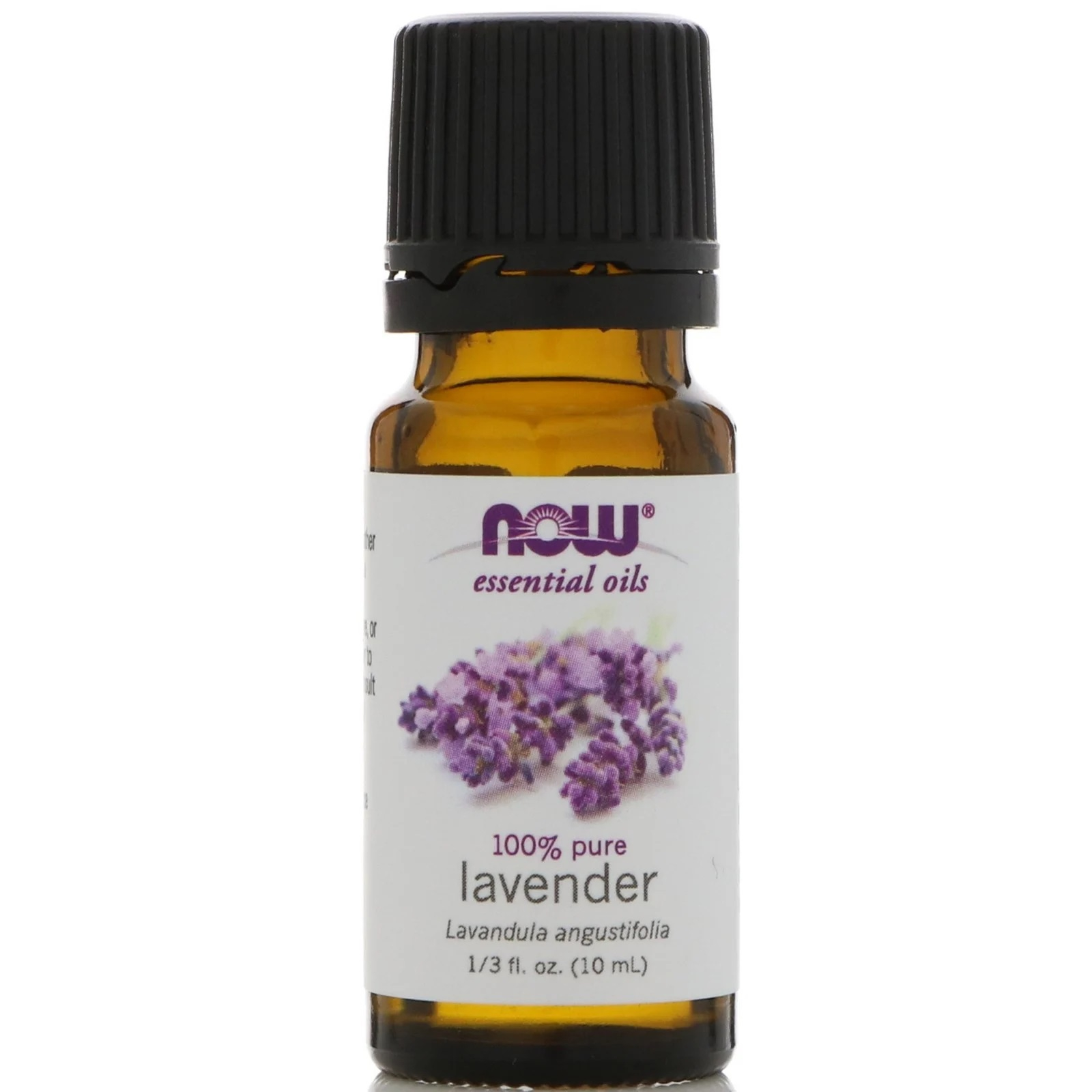 Essential Oils Lavender (10 ml) Now Foods