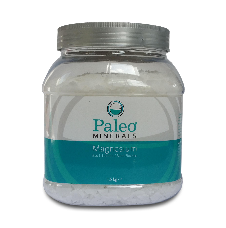 Magnesium bath flakes (7,8 lb) Paleo Minerals