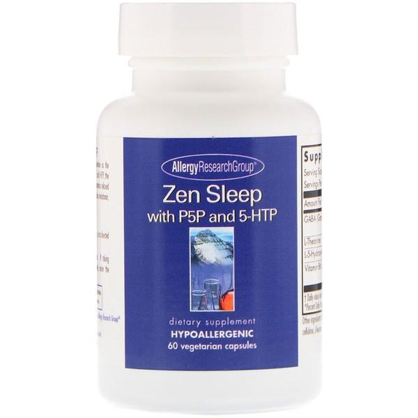 Zen 60 Veggie Caps - Allergy Research Group