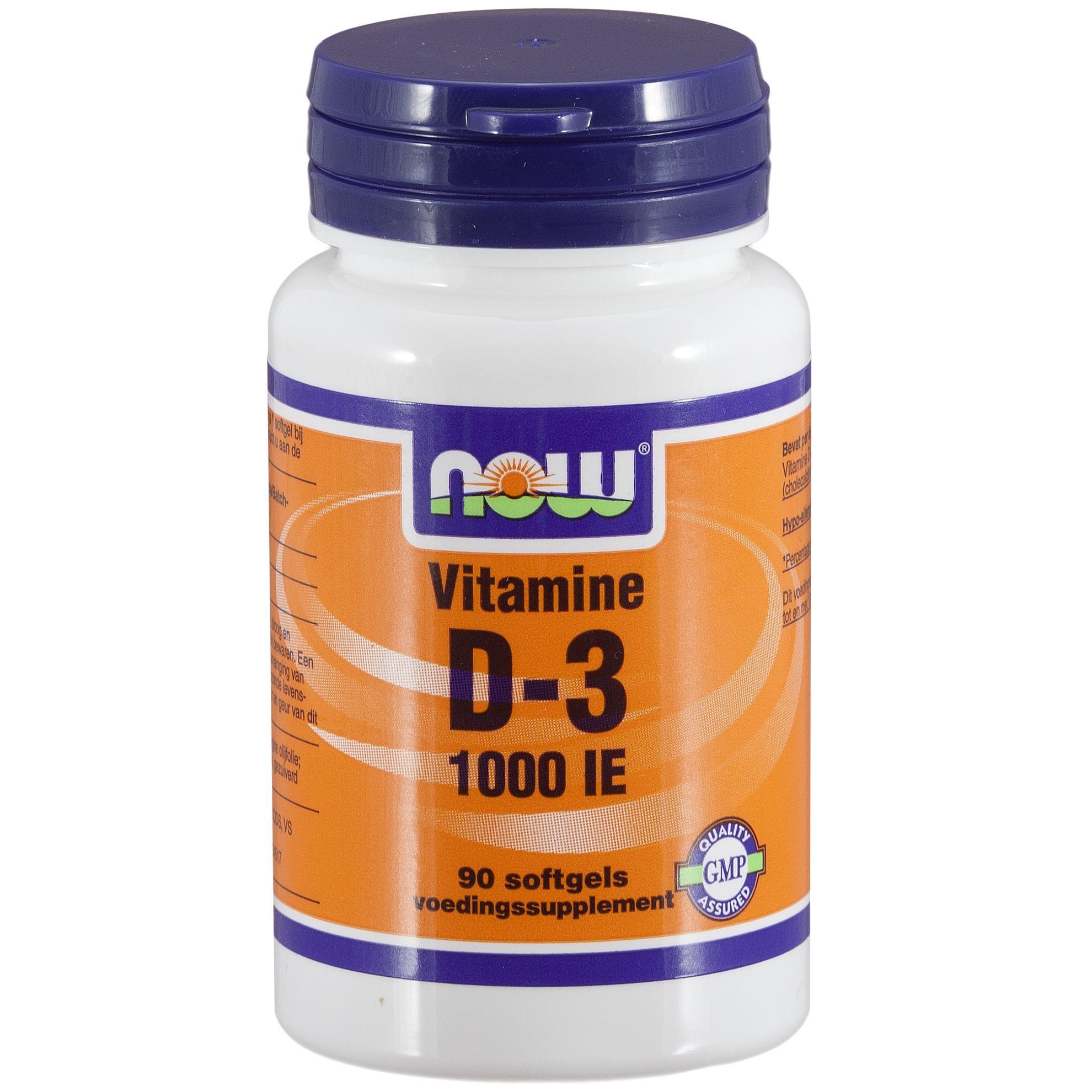 Now Foods Vitamine D